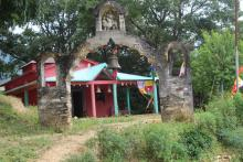 बरायल भगवती मन्दिर